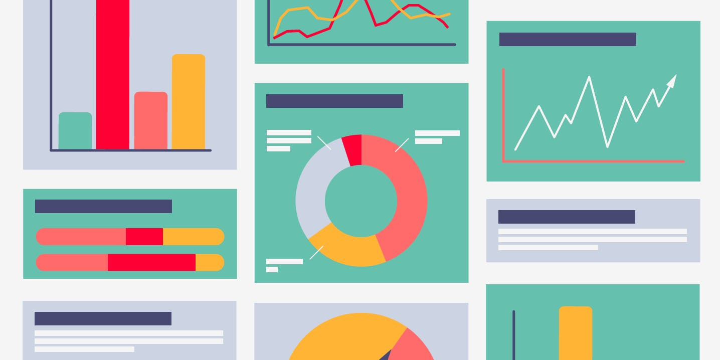 24 beautifully-designed web dashboards for data geeks
