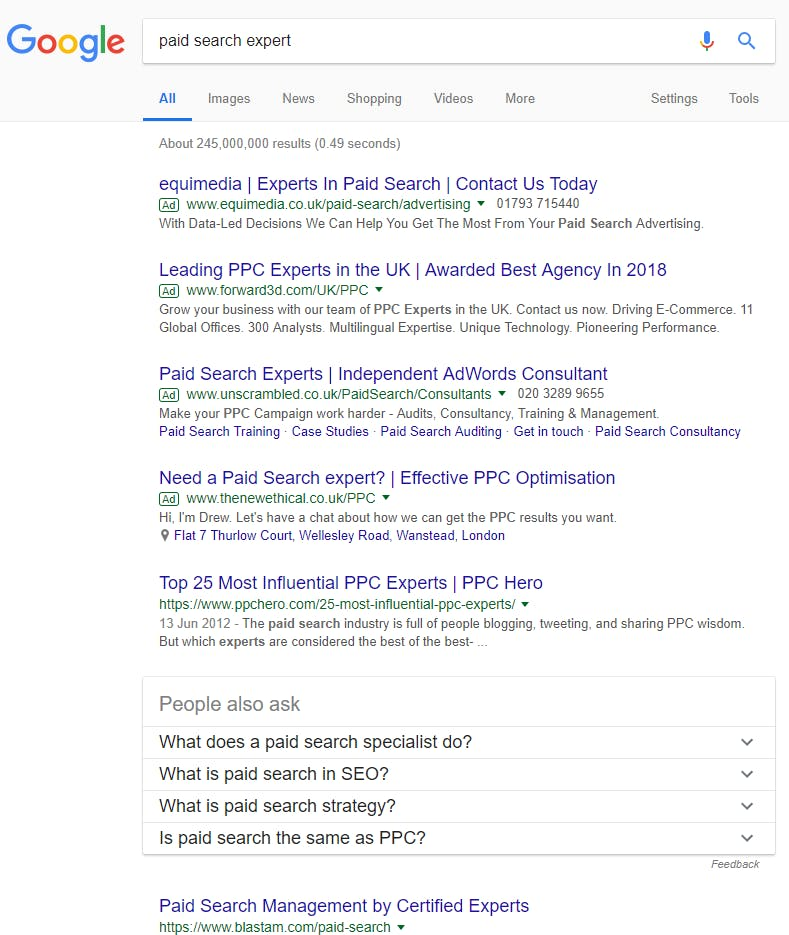 What is paid search (PPC) and why do you need it? – Econsultancy