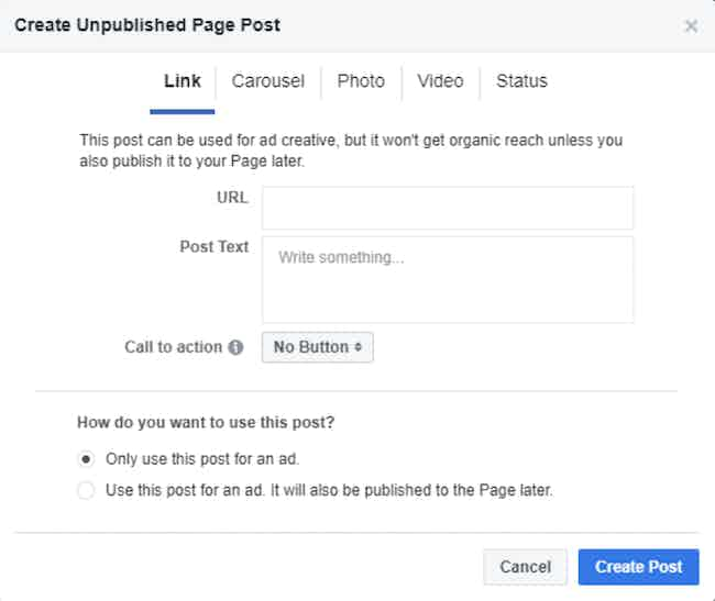 create-page-post-facebook