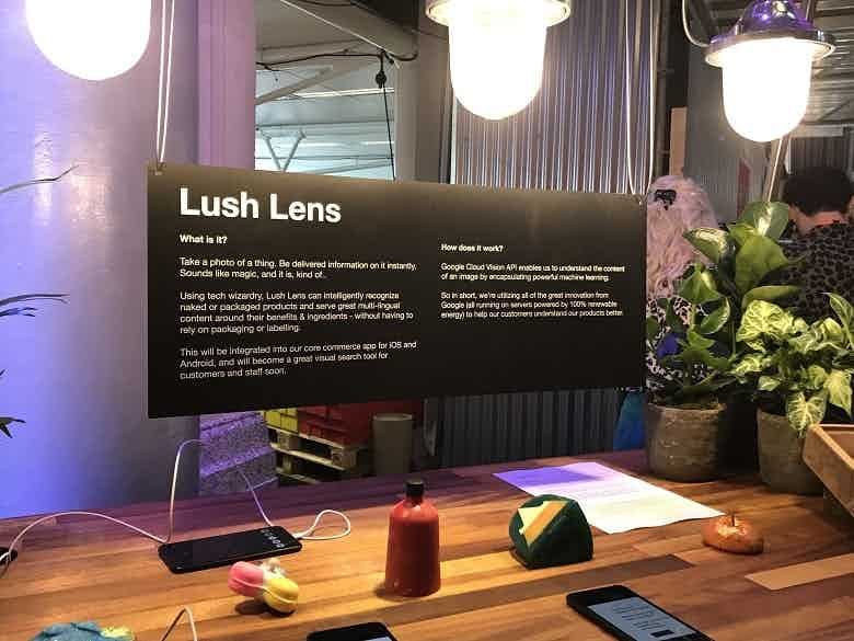 lush lens