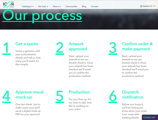 Q&A: Alex Econs on ICON Printing's site redesign – Econsultancy