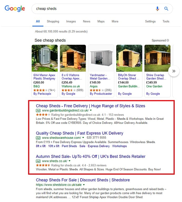 What is Google Ads and how does it work? – Econsultancy