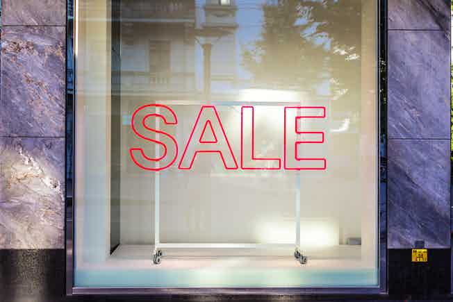 sale-retail