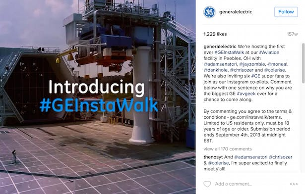 10 examples of great GE marketing creative – Econsultancy