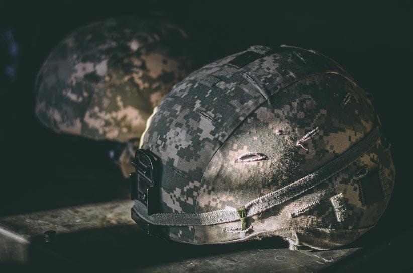 military-helmet