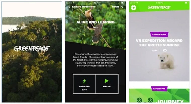 Six of the latest brands using VR technology – Econsultancy