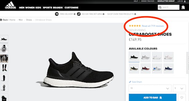 71bd0ca78eb7 Why Nike s refreshed product pages improve CX (  beat Adidas ...