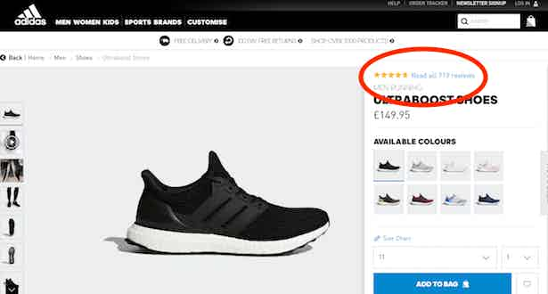adidas reviews