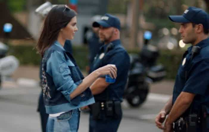 pepsi ad kendall jenner