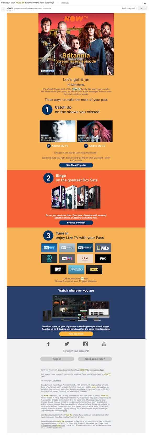 activation email now tv