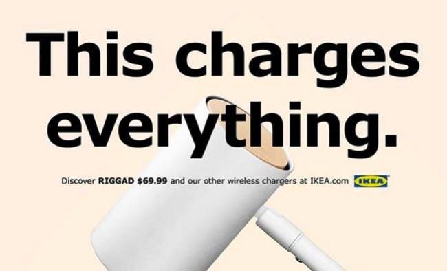 10 examples of great IKEA marketing creative