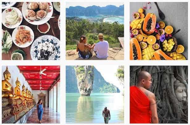 thailand instagram