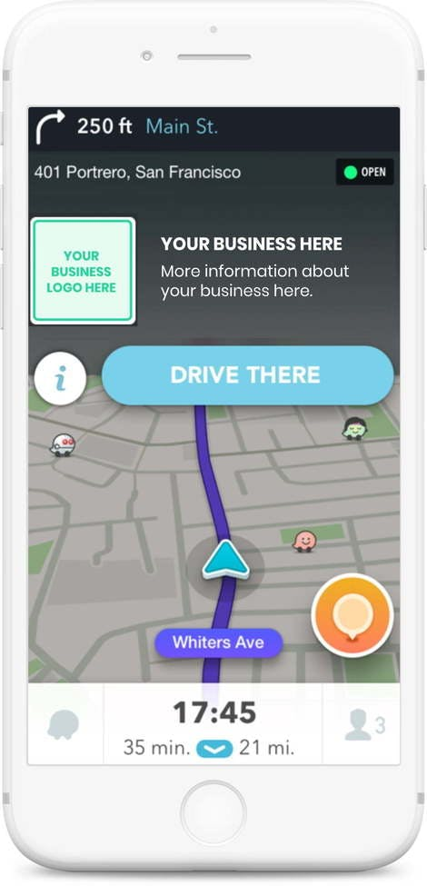 Waze opens up location-based advertising to SMEs – Econsultancy