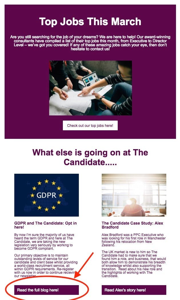 Gdpr 15 Good Bad Examples Of Repermissioning Emails Econsultancy
