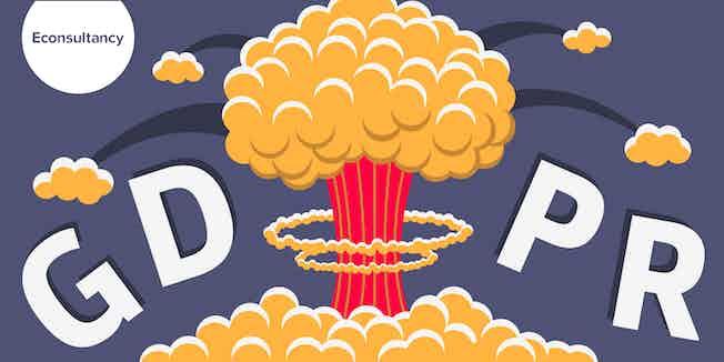 gdpr explosion