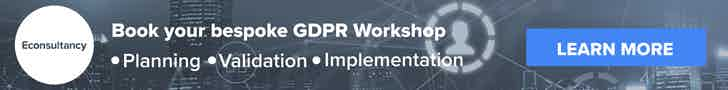 gdpr workshop
