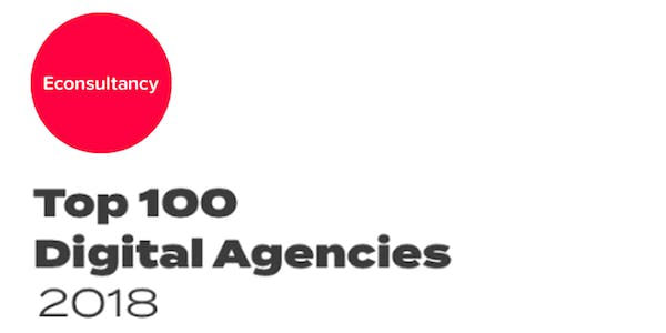 top 100 digital agencies 2018 logo
