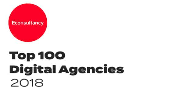 top 100 digital agencies 2018 logo