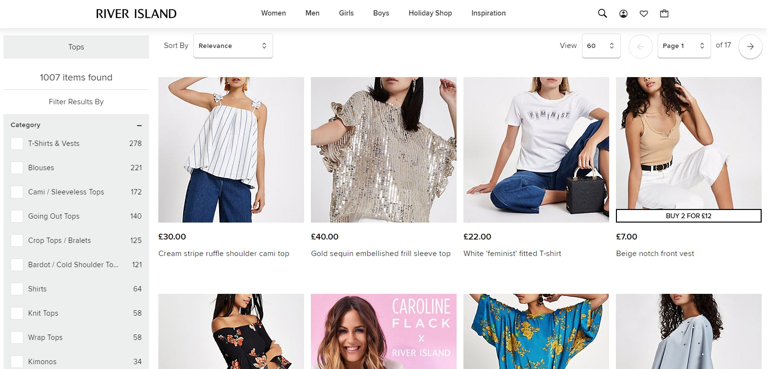 9a66d0c53ea ... and Fashion Network reported last year that the company has committed  to doubling its size