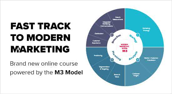fast track to modern marketing