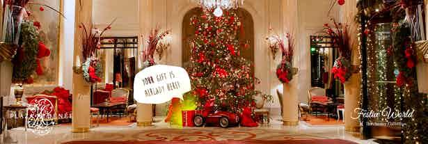 dorchester collection festive world