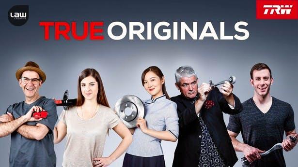 trw true originals