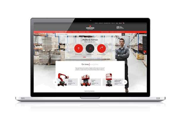 horizon platforms online laptop