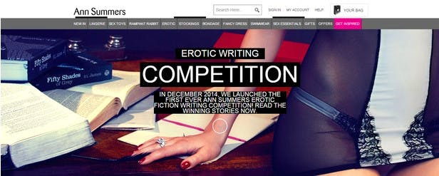 ann-summers-erotic-writing-competition