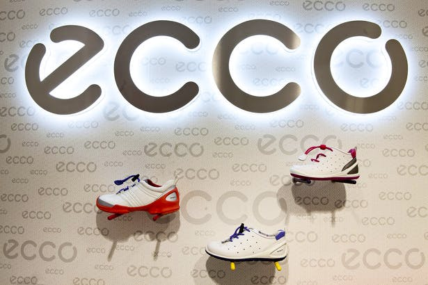 ecco-shoe-shop-trainers-on-wall