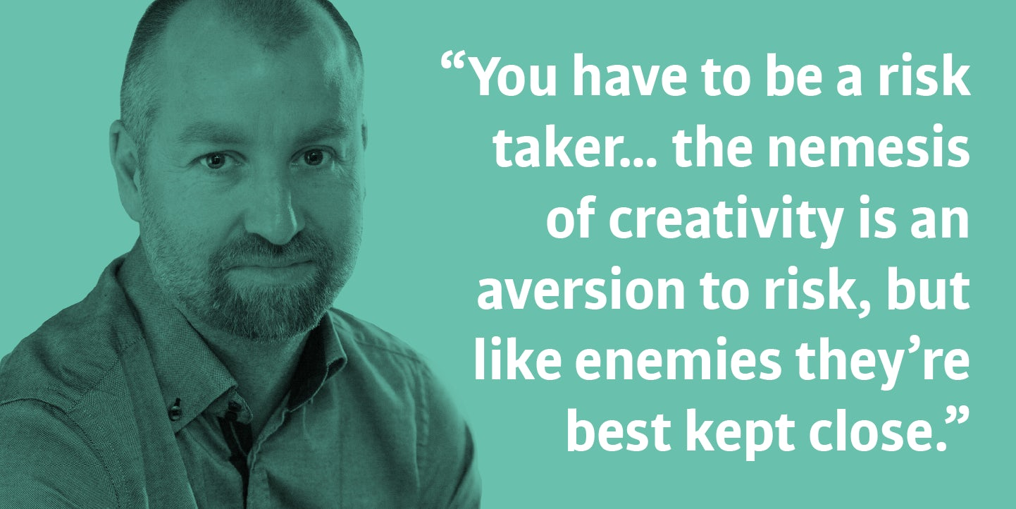 Rich Hingley headshot with pull quote