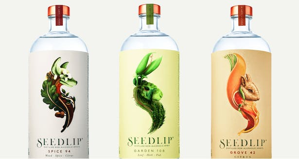 seedlip bottles