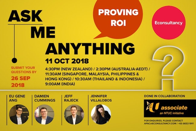 ask me anything flyer