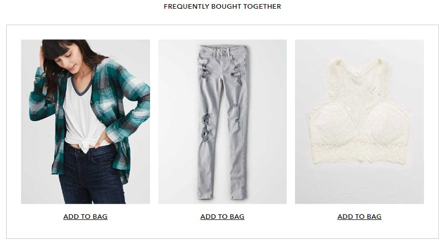 Aerie recommendations