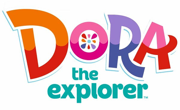 Dora the Explorer logo