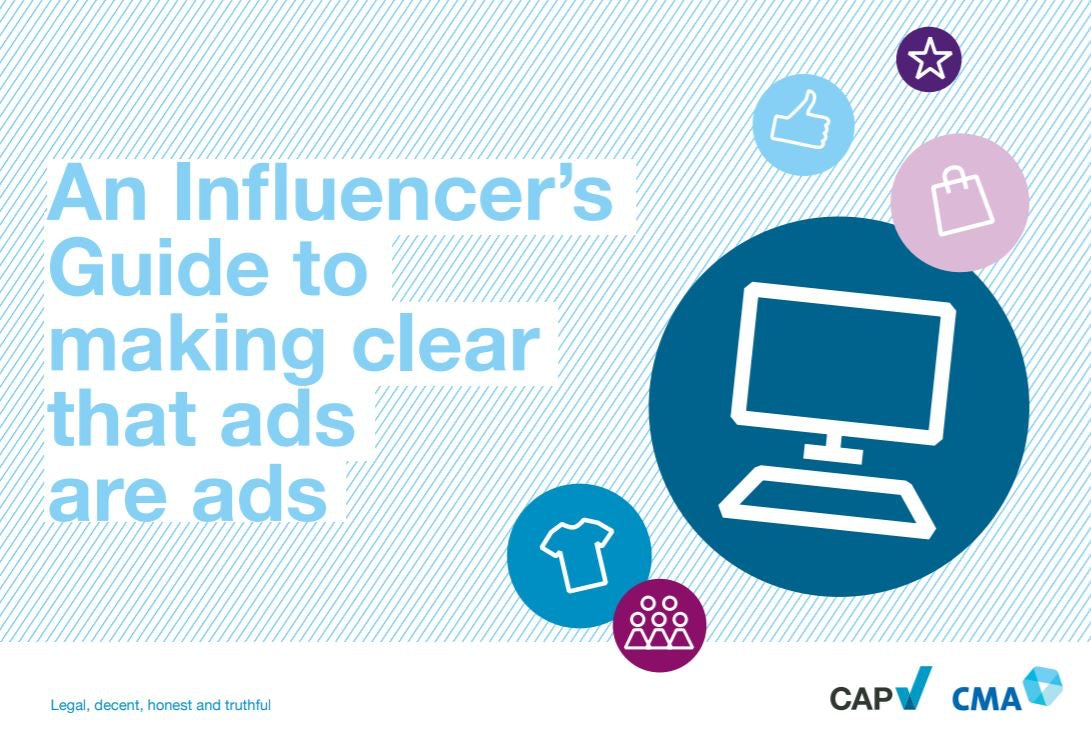 CAP influencer guide