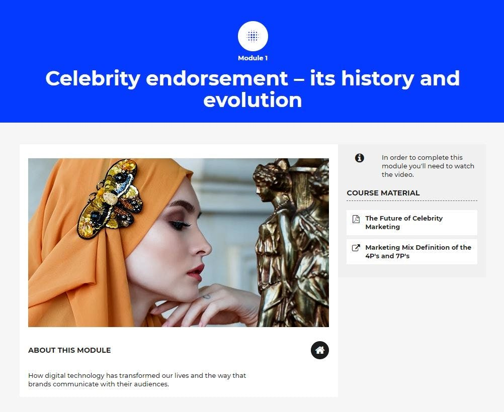 Celebrity Engagement in a Digital World