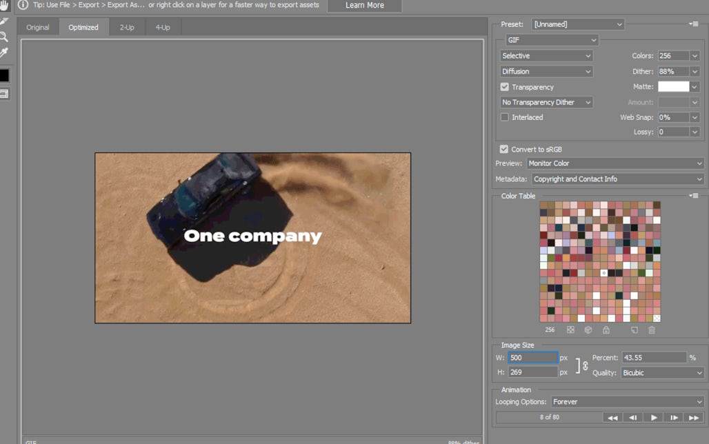 How to create GIFs in Photoshop: A beginners' guide for