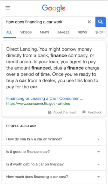 how-does-financing-a-car-work