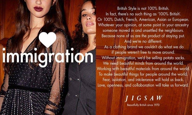 Jigsaw campaign