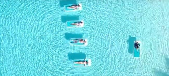 swimming pool melia resort