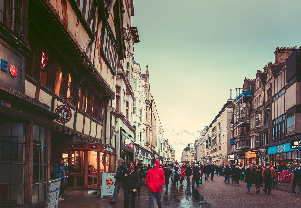 UK high street