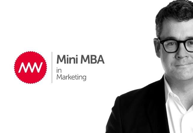 Mini MBA in Marketing