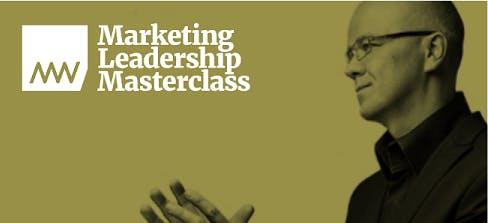 Marketing Leadership Masterclass