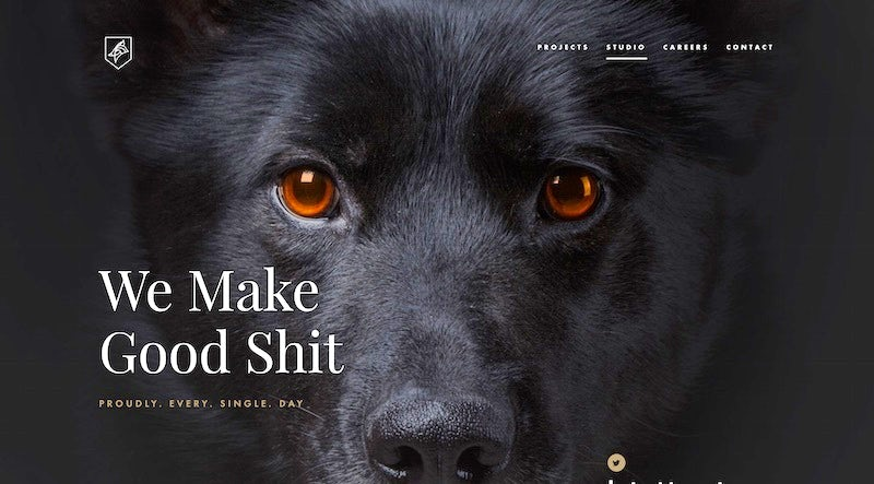 make_good_shit_dogstudio