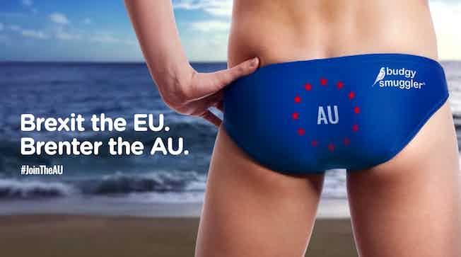 budgy smuggler eu campaign