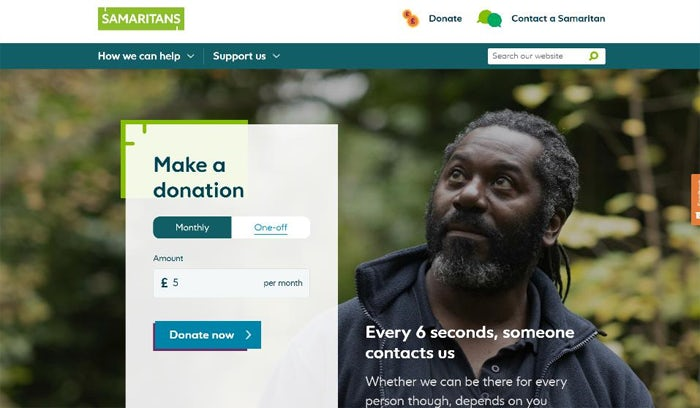 9 Samaritans donation 1