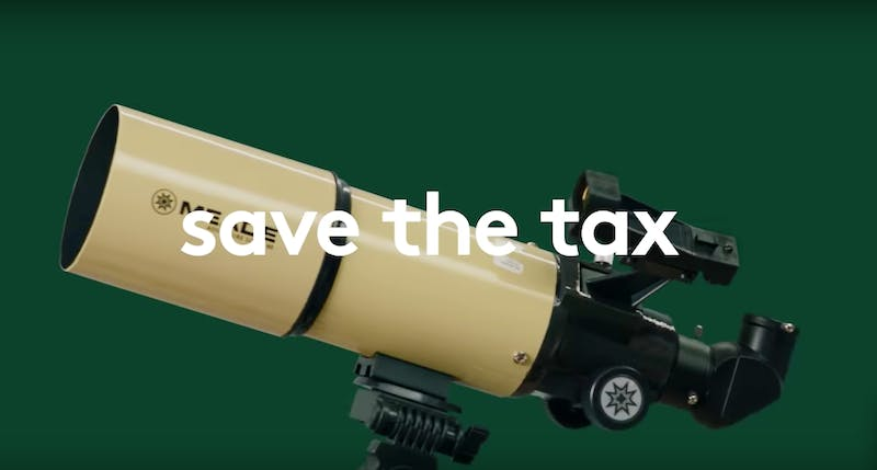 b & h save the tax