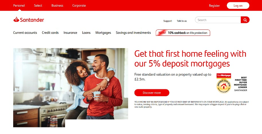 How Santander transformed its visual identity for the 21st century