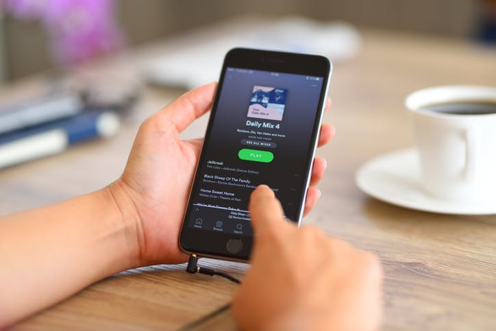 Why Spotify is becoming the place to be for brands – Econsultancy