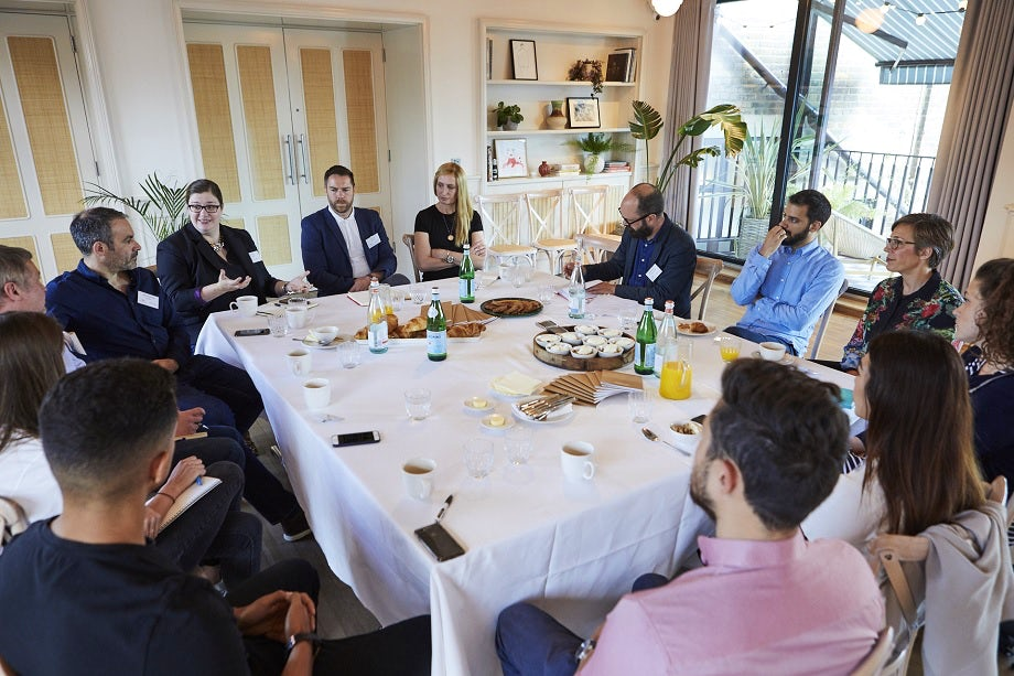 Marketers at the customer journey roundtable debate, in partnership with Facebook
